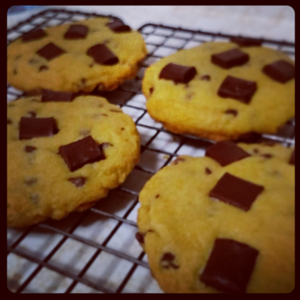 Click to enlarge Peanut Butter Oatmeal Chocolate Chunk Chocolate chip Cookies - Dozen