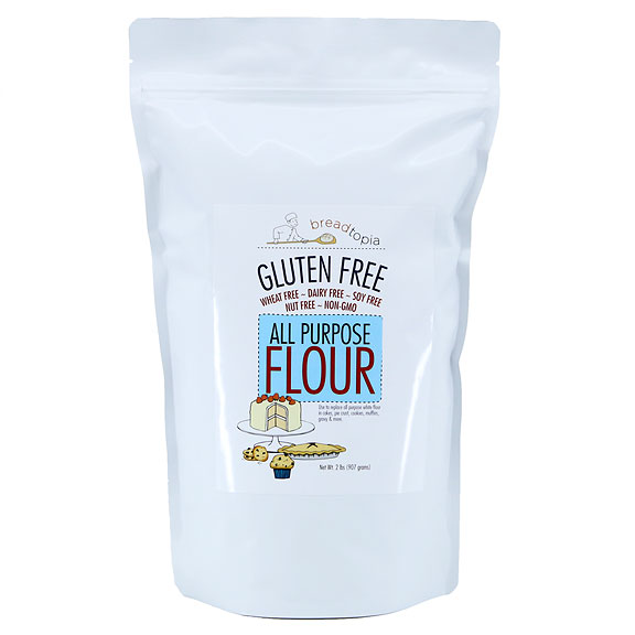 Click to enlarge Gluten-Free All Purpose Flour