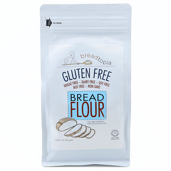 Click to enlarge Gluten-Free Bread Flour