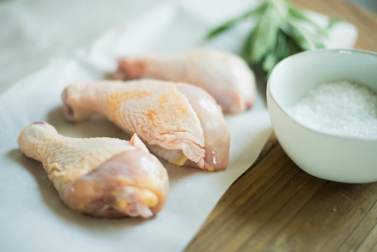 Click to enlarge SALE Pasture Raised Chicken Drumsticks