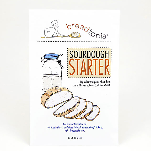 Click to enlarge Sourdough Starter - Dry