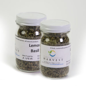 Click to enlarge Dried Lemon Basil