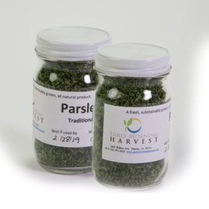 Click to enlarge Dried Parsley (Traditional)