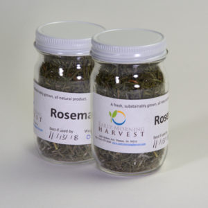 Click to enlarge Dried Rosemary
