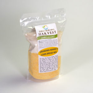 Click to enlarge Organic Corn Bread Mix