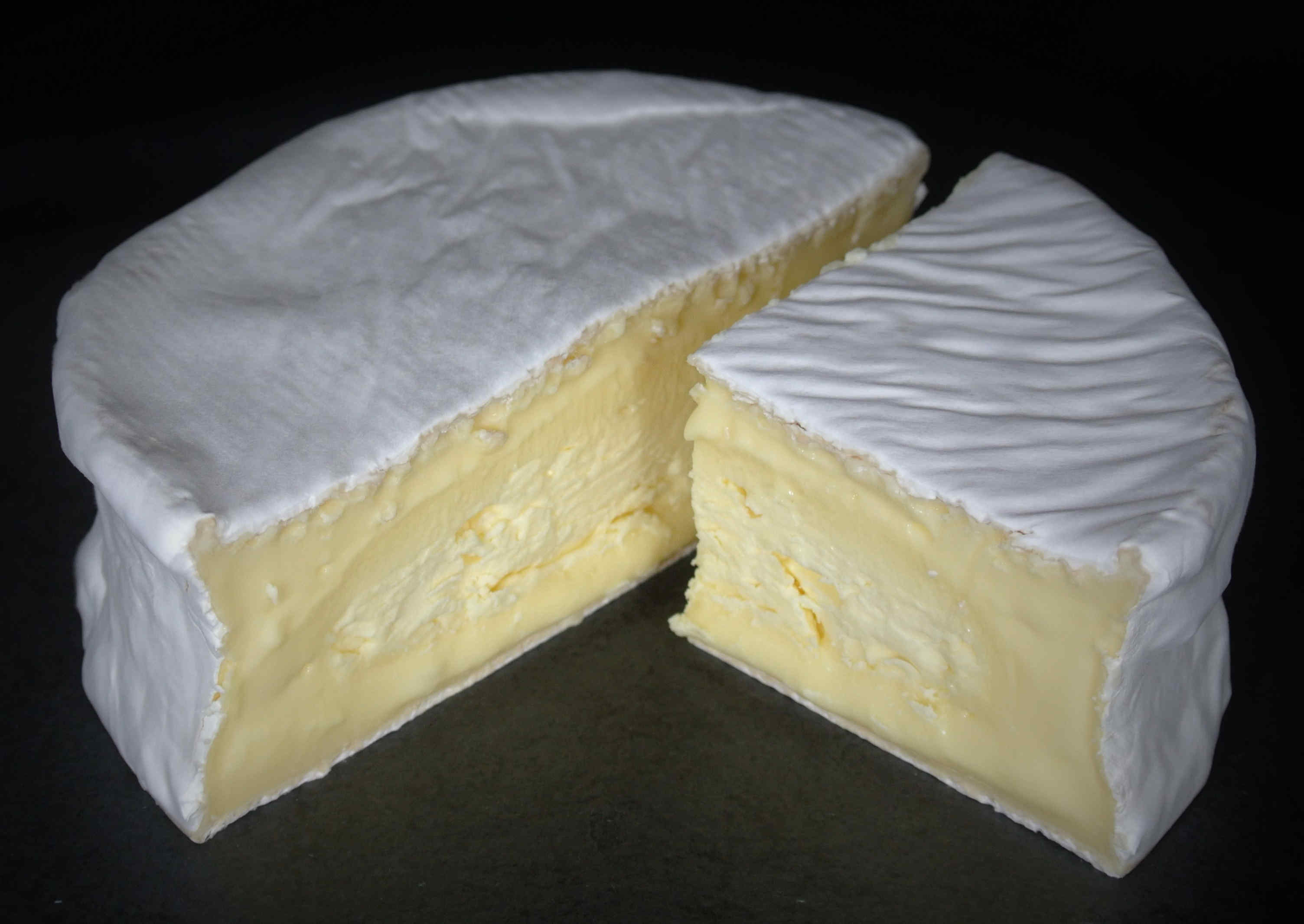 Click to enlarge Camembert Cheese