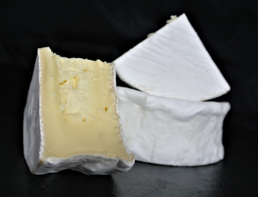 Click to enlarge Camembert Cheese Wedge