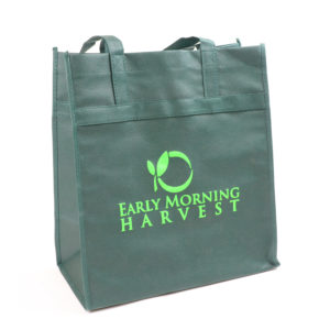 Click to enlarge Early Morning Harvest Cloth Bag