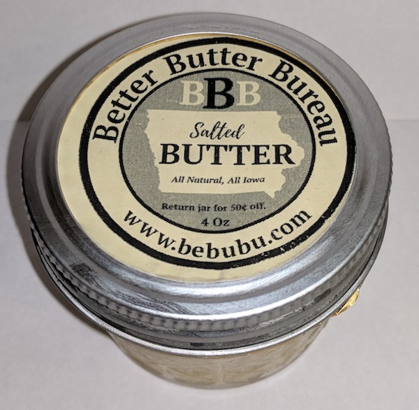 Click to enlarge Salted Butter