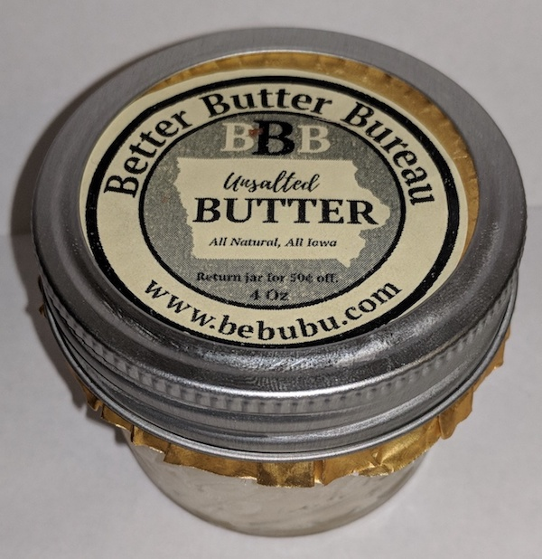 Click to enlarge Unsalted Butter