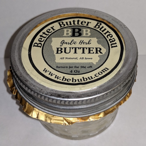 Click to enlarge Garlic Herb Butter