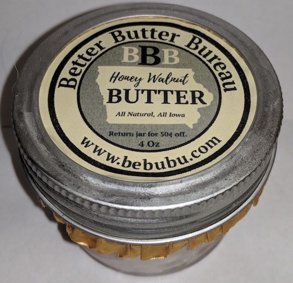 Click to enlarge Honey Walnut Butter