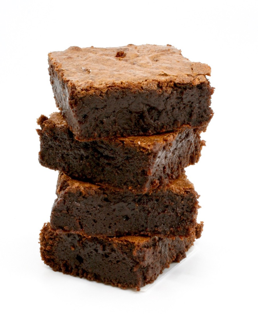 Click to enlarge Gluten Free Brownie