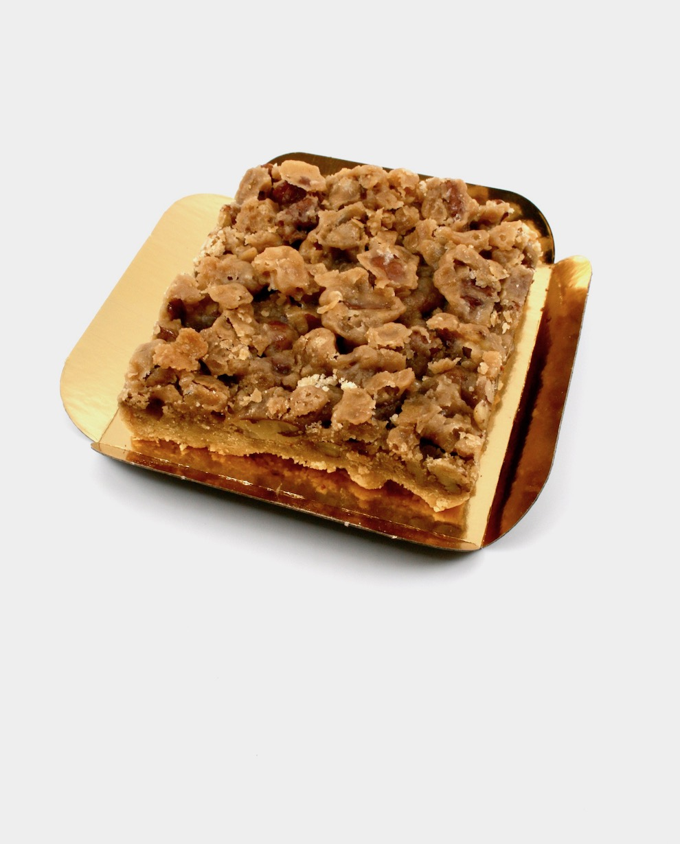 Click to enlarge Gluten Free Pecan Pie Bar