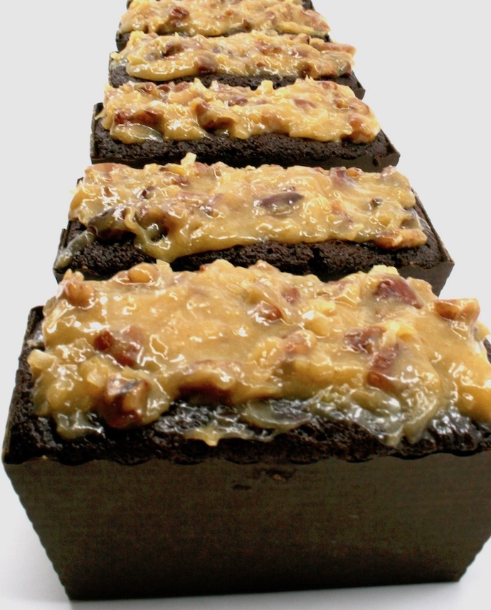 Click to enlarge Gluten Free German Chocolate Cake