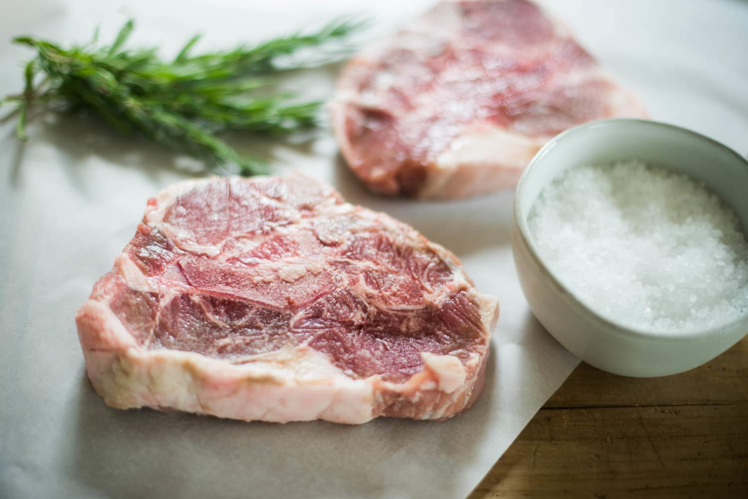 Click to enlarge Pasture Raised Sirloin Chops