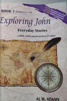 Click to enlarge INSPIRING STORIES! - Exploring John - Everyday Stories, book 1