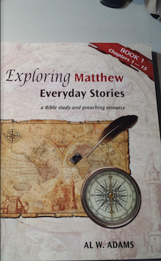 Click to enlarge INSPIRING STORIES!- Exploring Matthew - Everyday Stories, book 1