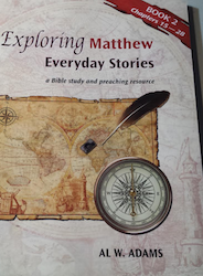 Click to enlarge INSPIRING STORIES!-Exploring Matthew - Everyday Stories, book 2