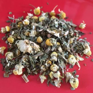 Click to enlarge Rest & Relaxation Tea