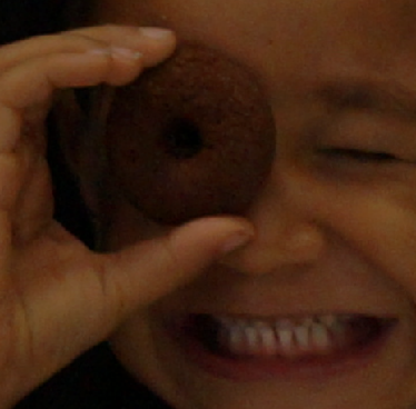 Click to enlarge OH DONUTS: Chocolate cake donuts treats!