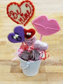 Click to enlarge Valentine Bouquet