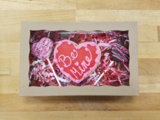 Click to enlarge Valentine Box #1