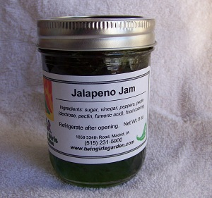 Click to enlarge Jalapeno Jam