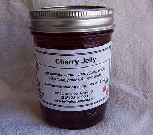 Click to enlarge Cherry Jelly