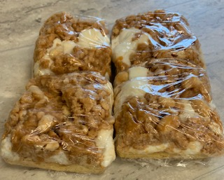 Click to enlarge Salted Nut Roll Bar