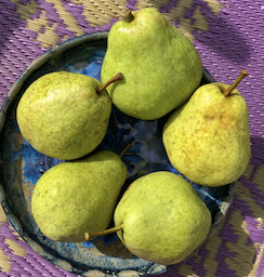 Click to enlarge Fresh Bartlett Pears