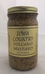 Click to enlarge Iowa Country Volcano Mustard