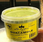 Click to enlarge La Reyna Guacamole 16 oz Tub