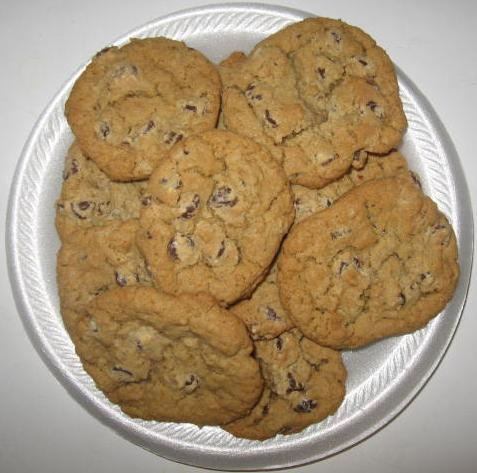 Click to enlarge Oatmeal Chocolate Chip