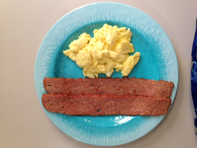 Click to enlarge BACK AGAIN!! Capon Breakfast Bacon Strips