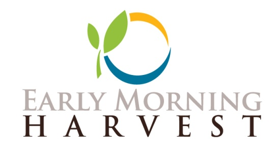 Click to enlarge Early Morning Harvest Gift Certificates