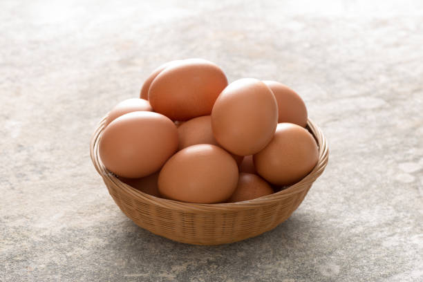 Click to enlarge Brown Eggs - Farm Fresh Extra Large