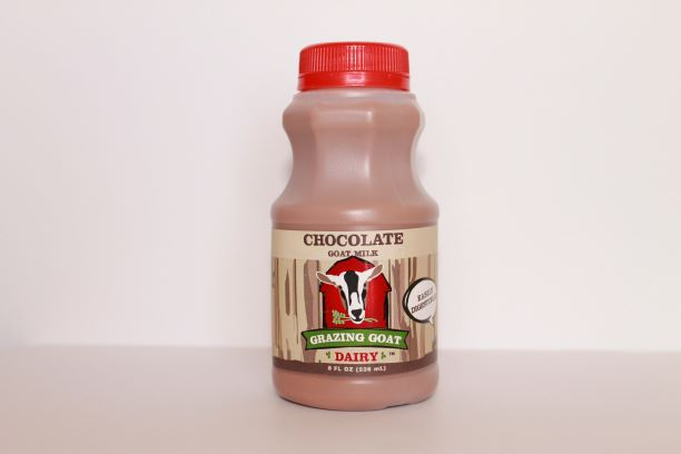 Click to enlarge Chocolate Goat Milk