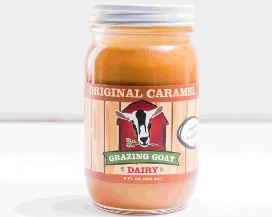 Click to enlarge Goat Milk Caramel Sauce (Cajeta)- Original