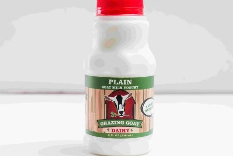 Click to enlarge Drinkable Goat Milk Yogurt-Plain