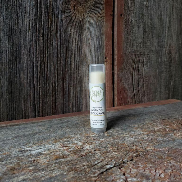 Click to enlarge Lavender All-Natural Deodorant - Mini Size