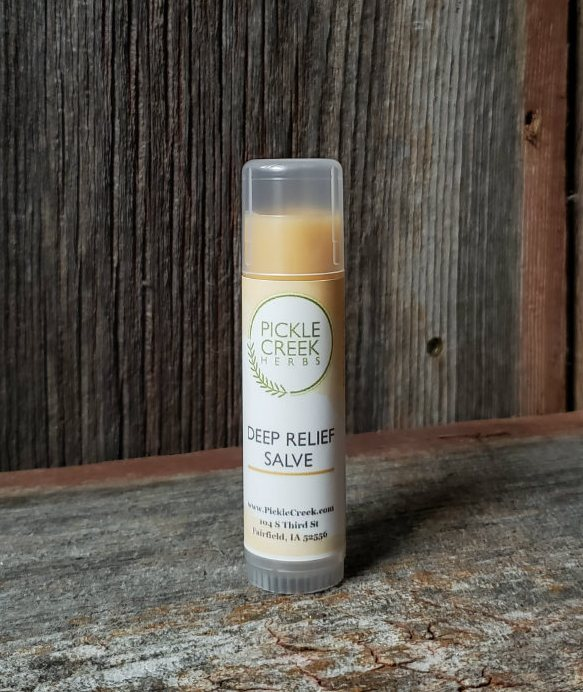 Click to enlarge Deep Relief Salve - Mini Size
