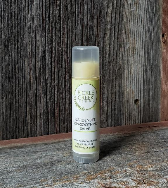 Click to enlarge Gardener's Skin-Soothing Salve - Mini Size