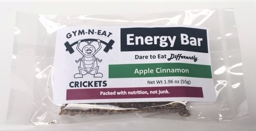 Click to enlarge Apple Cinnamon Energy Bar