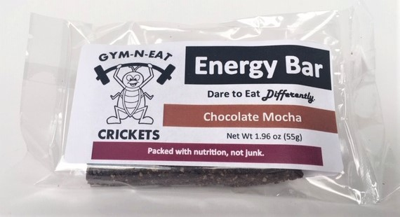Click to enlarge Chocolate Mocha Energy Bar