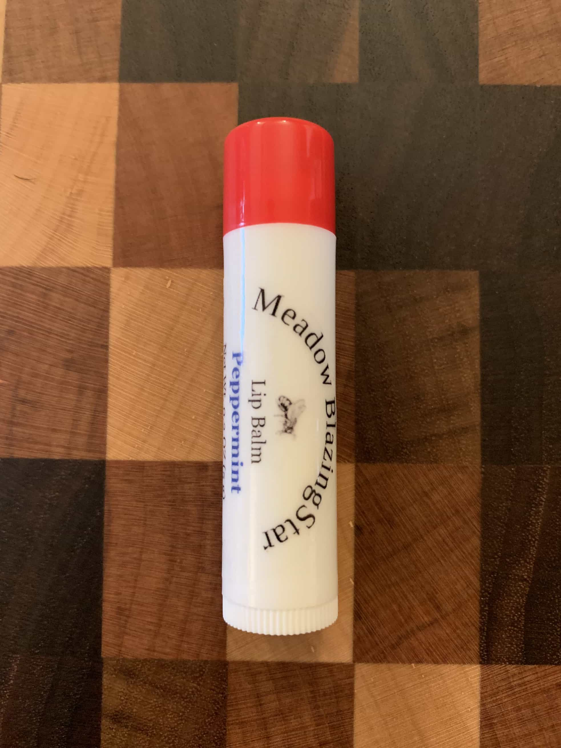 Click to enlarge Lip Balm Peppermint