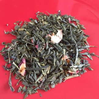 Click to enlarge Pomegranate Green Tea