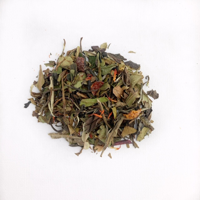Click to enlarge Pomegranate White Tea