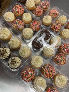 Click to enlarge Cupcakes - Chocolate