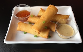 Click to enlarge NEW!Vegan Spring Rolls